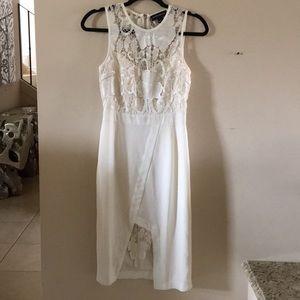 Stylestalker white dress S